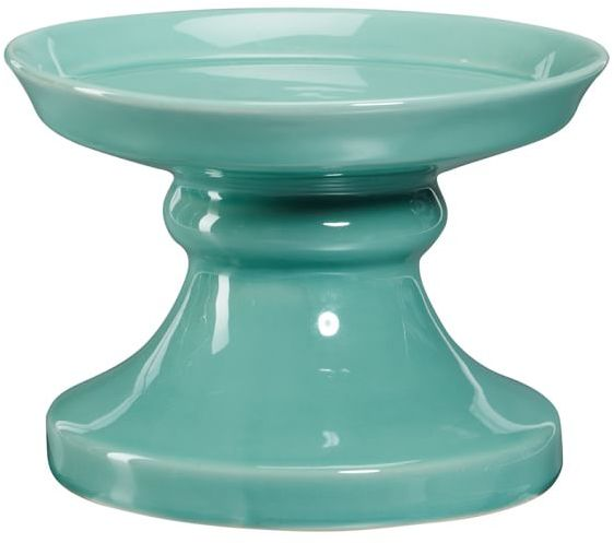 Pottery Barn Colorful Rhodes Drink Dispenser Stand