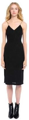 Alice + Olivia Stila Sparkle Midi Dress