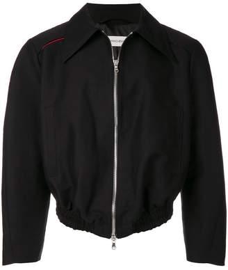 Namacheko cropped harrington jacket