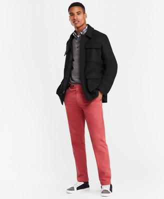 Brooks Brothers Wool-Blend Melton Field Coat