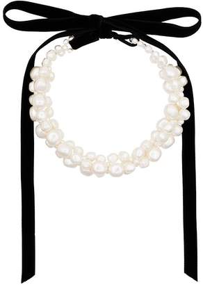 Simone Rocha Pearl baroque necklace