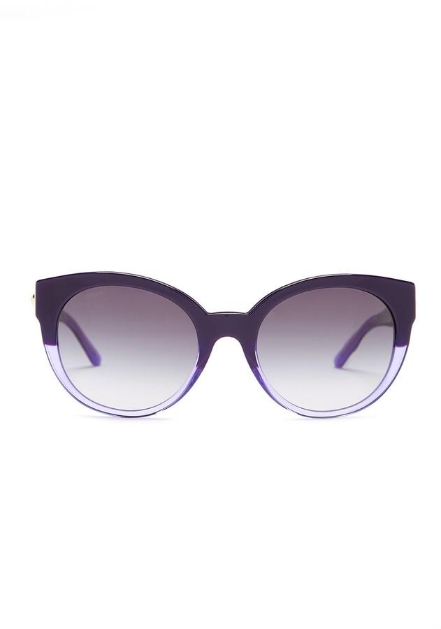 VersaceVersace Women's Rock Icons Medusa Round Sunglasses