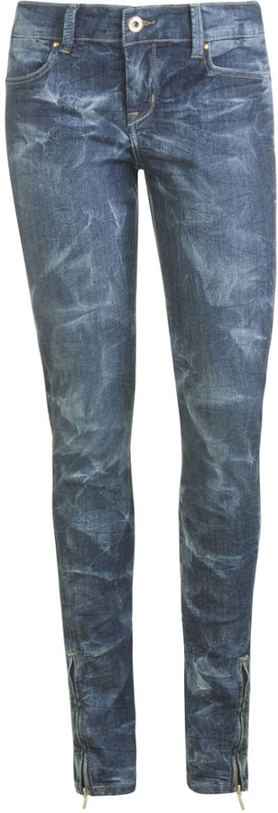 Lust Twisted Seam Skinny Jean