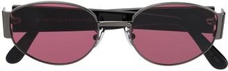 RetroSuperFuture X round tinted sunglasses