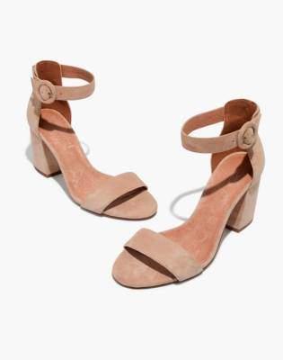 Madewell The Regina Ankle-Strap Sandal