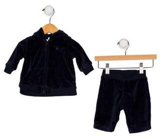 Ralph Lauren Boys' Two-Piece Velour Set w/ Tags