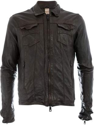 Giorgio Brato pocket jacket