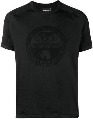 Martine Rose Napa By logo print T-shirt