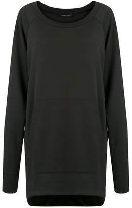 Gloria Coelho oversized hoodie