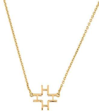 India Hicks Legacy Letter 'H' Pendant Necklace