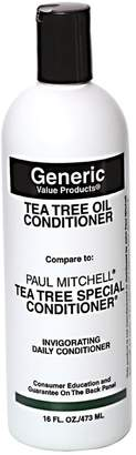 Paul Mitchell Generic Value Products Tea Tree Oil Conditioner Compare to Tea Tree Special Conditioner