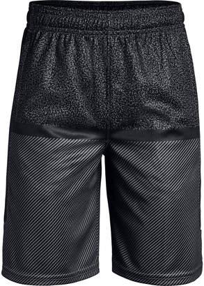 Under Armour Boys' UA Baseline Shorts