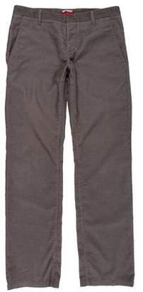 Prada Slim Corduroy Pants