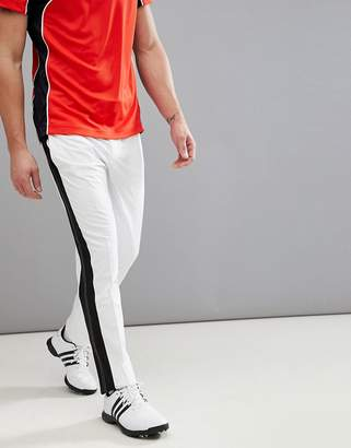 J. Lindeberg Frank Skinny Pants In White