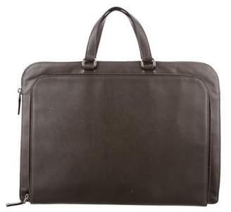 Prada Saffiano Portfolio Briefcase