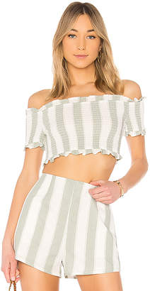 The Fifth Label Poetic Stripe Top