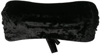 Fisico tube bikini top