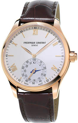 Frederique Constant Fc-285v5b4 Horological Smartwatch stainless steel watch