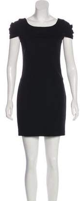 Cynthia Steffe Cap Sleeve Mini Dress