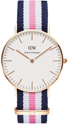Daniel Wellington Classic Southampton 36mm Rose Gold Watch