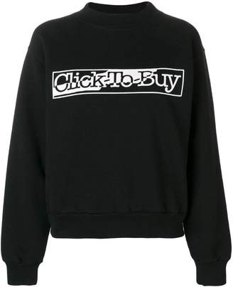 Aries Click to Buy sweatshirt