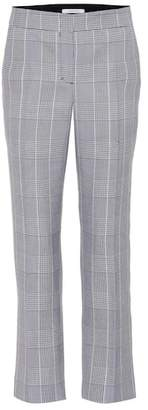 Schumacher Dorothee Sophisticated Punk checked pants