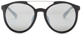 3.1 Phillip Lim Brow Bar Sunglasses