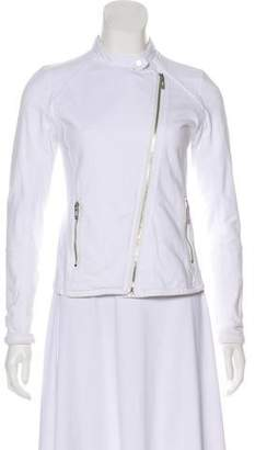 DKNY Asymmetrical Zip Jacket