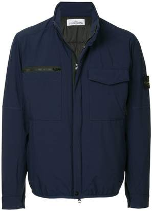 Stone Island loose fitted padded jacket