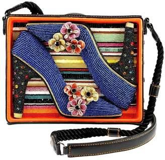 Mary Frances High-Heel Shoebox Handbag