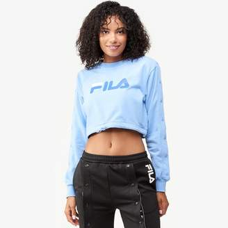 Fila Charlotte Crop Sweatshirt - Women's