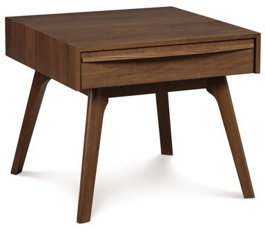 2Modern Catalina End Table By Copeland Furniture