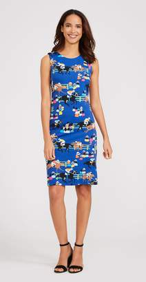 J.Mclaughlin Sophia Sleeveless Dress in Julep Gate