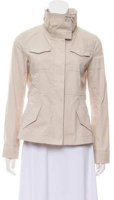 Sonia Rykiel Sonia by Lightweight Button-Up Jacket