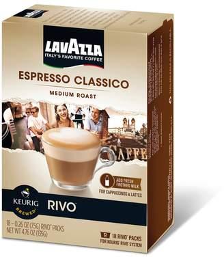 Keurig Rivo Lavazza Espresso Classico Medium Roast Espresso - 18-pk.