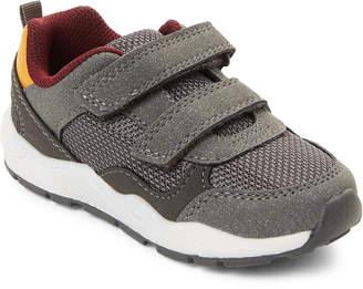 Carter's Toddler Boys) Grey Blakey Running Sneakers