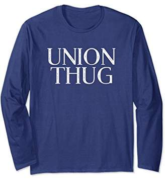 Union Thug Long Sleeve T-Shirt