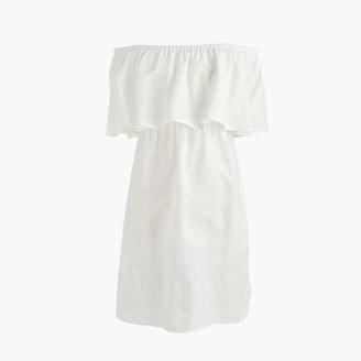 Off-the-shoulder dress $75 thestylecure.com