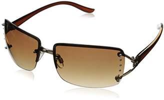 Foster Grant Women's Vera Oval Sunglasses