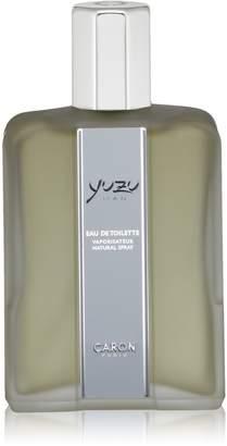 Caron Yuzu Man Eau De Toilette Spray for Men, 4.2-Ounce