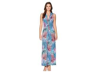 Tommy Bahama Tulum Trance Twist Maxi Dress