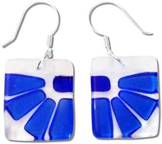 Maku Lama Glass Earrings