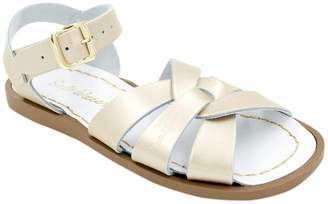 Saltwater Sandals The Original Metallic Leather Sandal