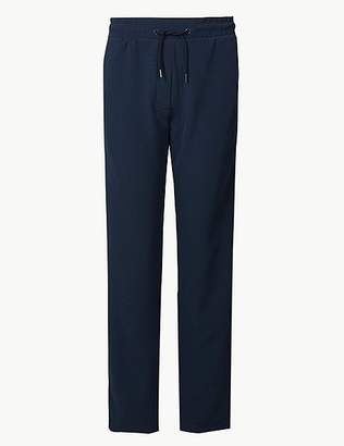 Marks and Spencer Straight Leg Ankle Grazer Joggers