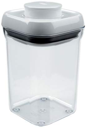 OXO Pop Canister Small Square Short .9QT