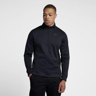 Nike Men's 1/2-Zip Golf Top Therma Repel