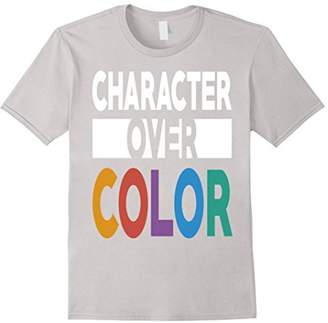 Character Over Color