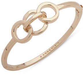 Anne Klein Centre Stage Circle Bangle Bracelet