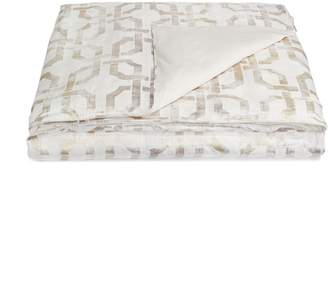Hotel Collection Fresco Geo-Print Duvet