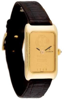 Corum Swiss Ingot Watch